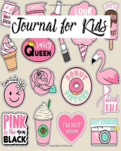 Journal For Kids: Notebook Journal For Kids Lined Journal Size 8x10 100pages (Volume 5)