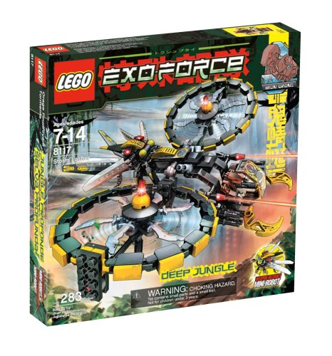 Top 9 Best LEGO Exo-Force Sets Reviews in 2020 4