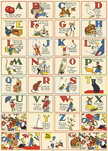 Classroom Decor Numbers ~ Compare price vintage alphabet poster on statementsltd