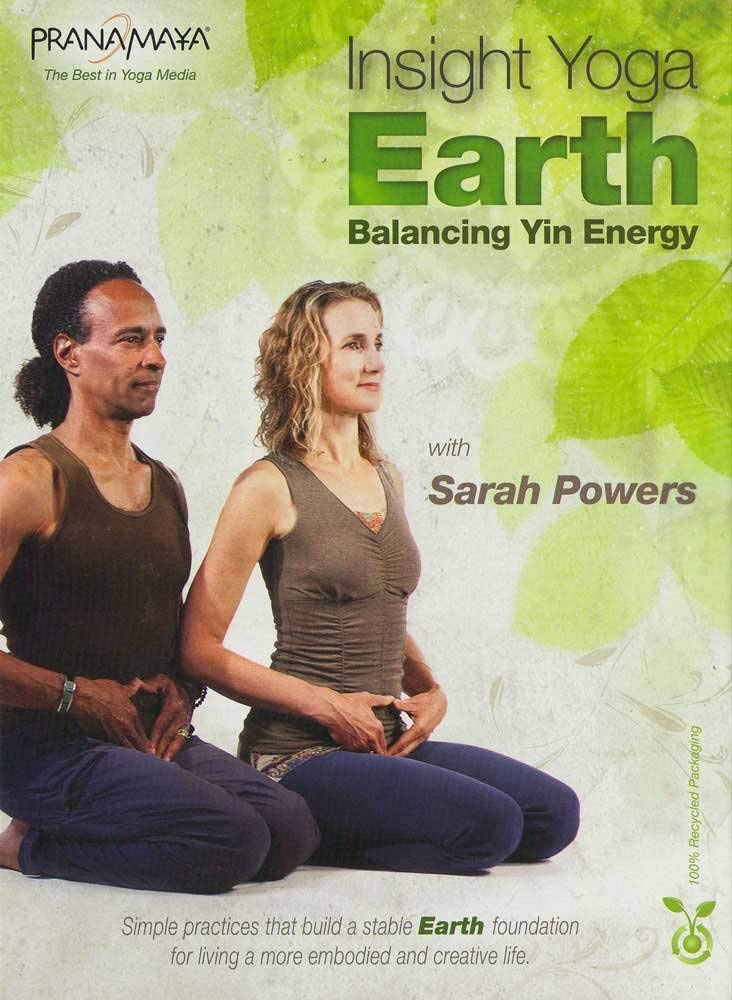 Amazon.com: Pranamaya Insight Yoga Earth: Balancing Yin ...
