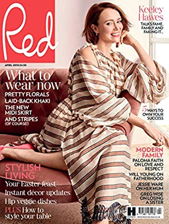 red magazine magazines. Black Bedroom Furniture Sets. Home Design Ideas