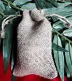 Give your guests something they will long remember. These burlap bags are truly unique and aren't like the organza bags you see at most functions. These are large bags that can hold gifts or any keepsake you would like to give your guests. Th...