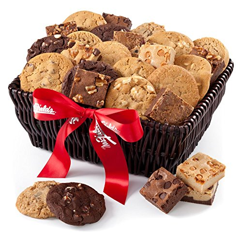 Mrs. Fields Brownie & Cookie Gift Basket