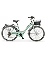 MBM Agora, Bicicletta da Trekking Unisex Adulto