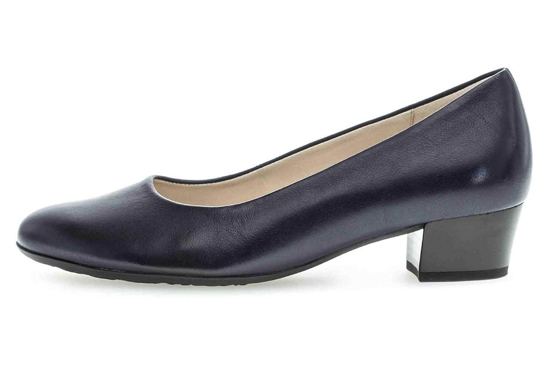 - Gabor Comfort Fashion Pumps in Übergrößen Blau 22.200.66 große Damenschuhe