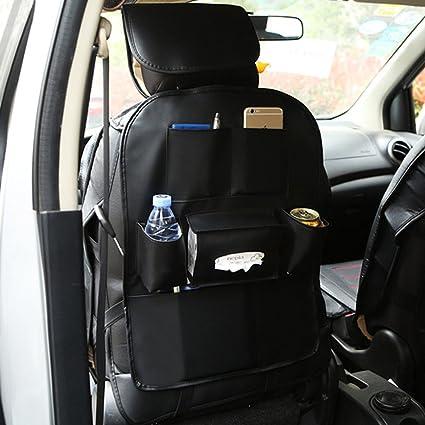 Asiento de coche organizador homdsim coche soporte de viaje ...