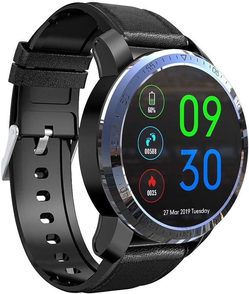 CAOQAO Reloj Inteligente Hombre KOSPET Optimus 2GB + 16GB AMOLED ...