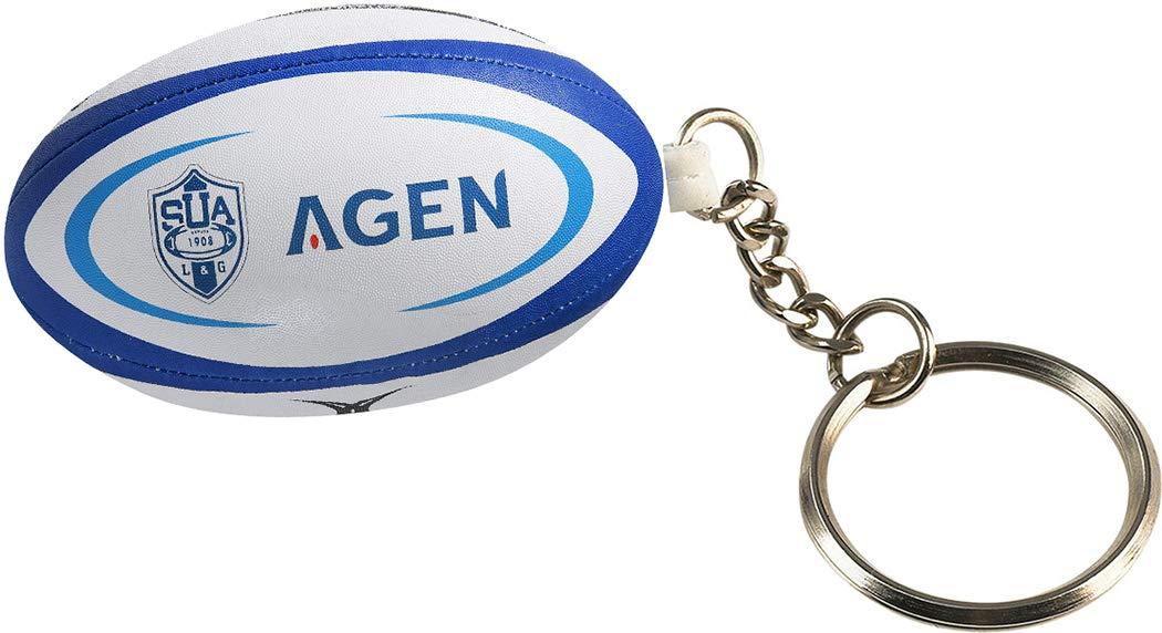 Gilbert Porte clés en mousse SU Agen Rugby