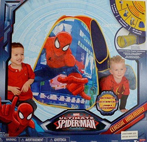 Playhut Spider-Man Classic Hideaway Playhouse by Playhut