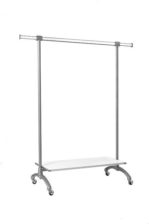Stender Le Roi Mod superhome, perchero de diseño pies de aluminio fundido y útil Estante base de varios colores