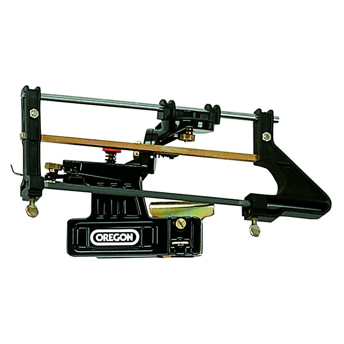 Oregon 23736A Professional Chain Saw Bar-Mount Filing Guide 557849
