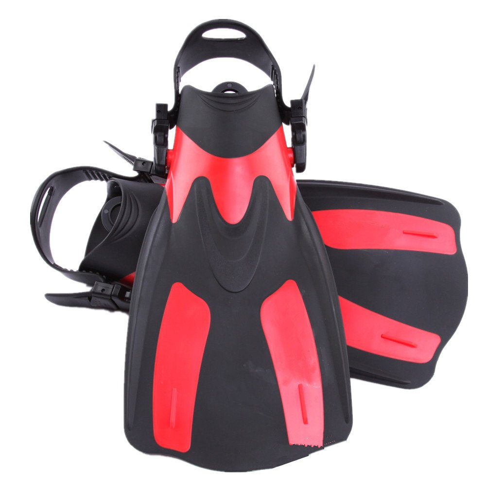 Yuybei-SP Fins Snorkeling Swim Fins Diving Fins Flippers Light Ankle - Adult Unisex Ankle Swimming,Snorkeling,Aquatic Activity Suitable for Swimming Diving and Snorkeling (Size : 36-41) by Yuybei-SP