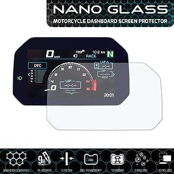 Speedo Angels Nano Glass Displayschutzfolie Tachoschutzfolie Für R1250r Rs 2019 Auto