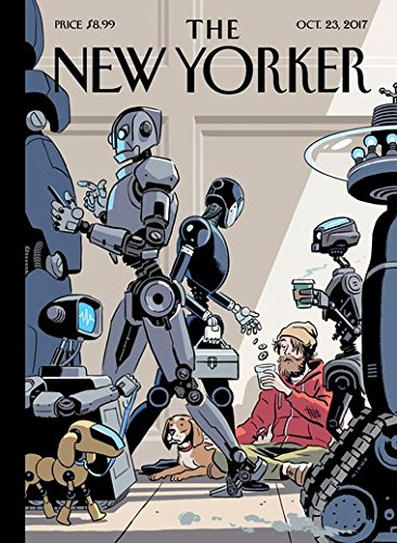 The New Yorker Magazine (October 23, 2017) The Money Issue