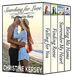 Searching for Love: The Complete Story by [Kersey, Christine]