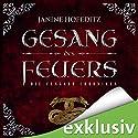 Gesang des Feuers (Die Fengard Chroniken 2) Hörbuch von Janine Hofeditz Gesprochen von: Michael Hansonis