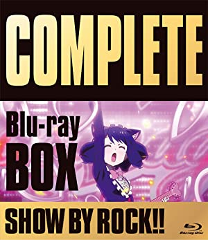 SHOW BY ROCK!! Blu-ray BOX