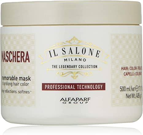 Image of Alfaparf Il salone Memorable Mask 500ml