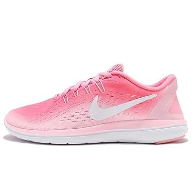 half off 85e40 4adf5 Nike Weiblich Flex 2017 RN W Laufschuhe