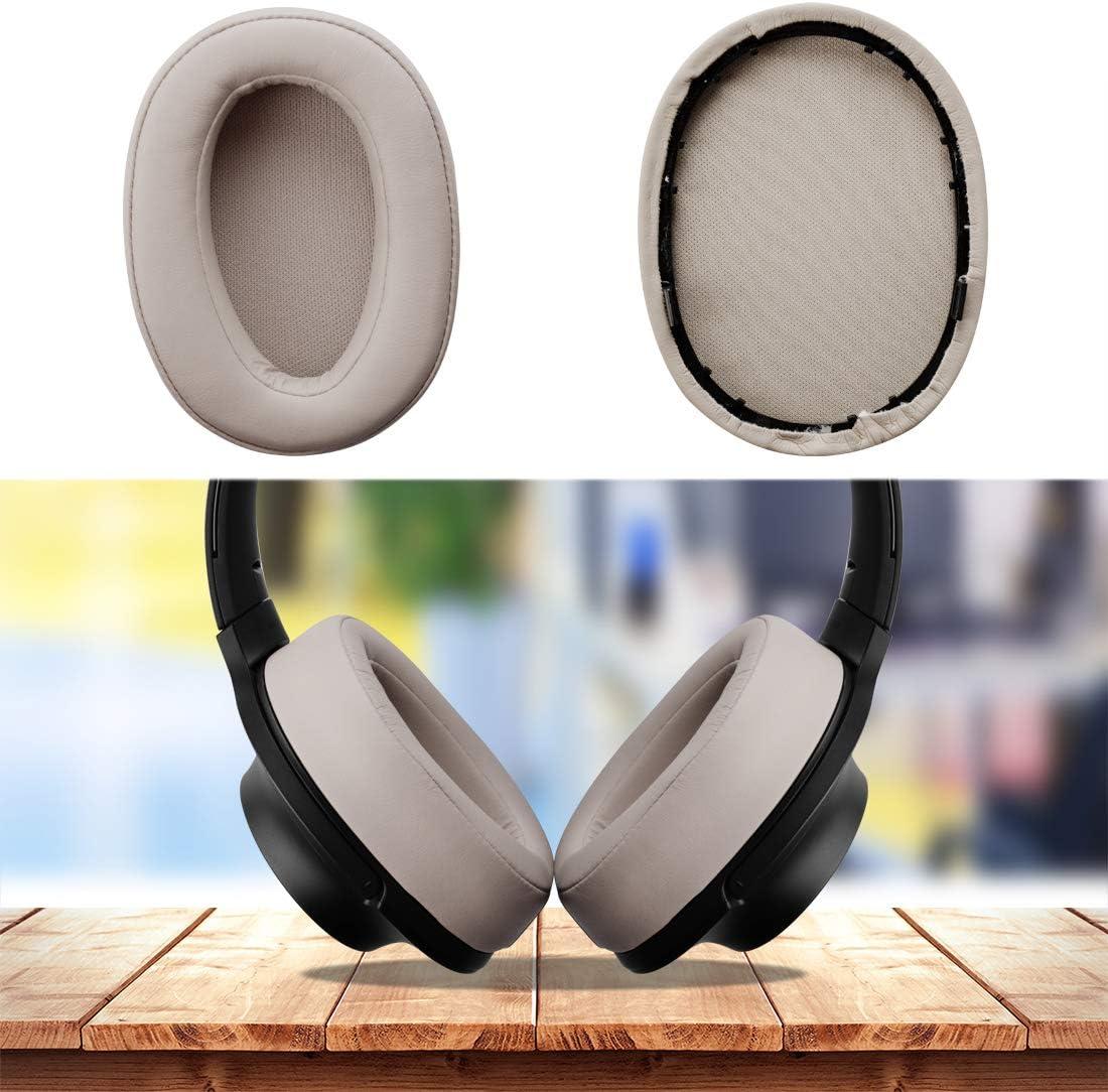 Doradas Almohadillas para Orejas Almohadillas para Orejas y Almohadillas para Orejas Geekria Almohadillas de Repuesto para Auriculares Sony MDR-100A MDR-100AAP MDR-H600A