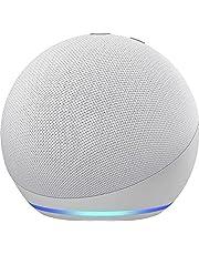 Amazon Echo Dot 4 Assistant Speaker, Grå