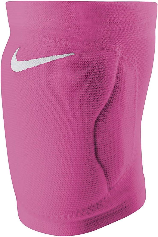 Nike Streak Volleyball Knee Pad Size Xl Xxl Pink Amazon Co Uk Sports Outdoors