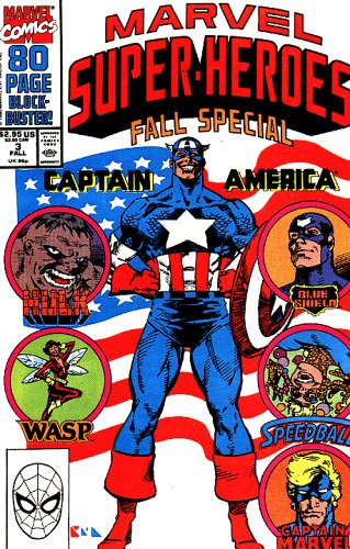 Marvel Super-heroes Fall Special #3 Fall 1990