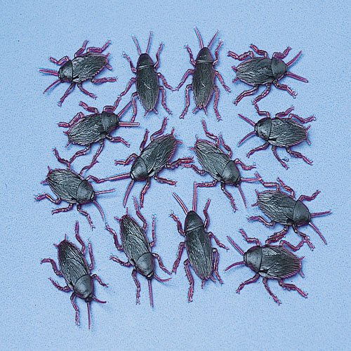 US Toy Company Cockroaches/72-Pc (14 Packs Of 72)