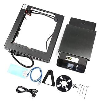 Profesional impresora 3d de alta precisión 2,8 pulgadas HD ...