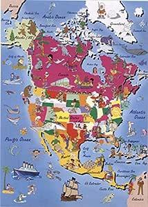 Super Puzzle 240 Maps 3 * D-Toys DT50663-MP-03