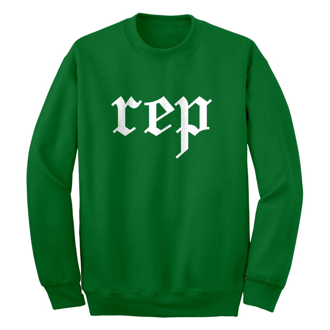 Indica Plateau Reputation Crewneck Sweatshirt 3437-C