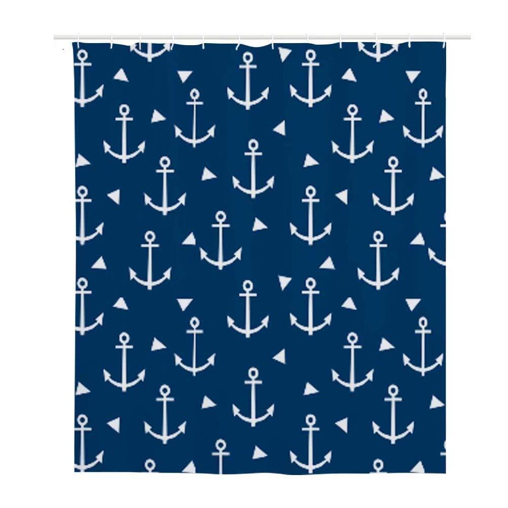 Coastal Calm Shower Curtain
