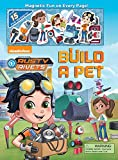 Rusty Rivets: Build a Pet (Magnetic Hardcover)