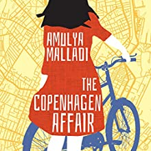 The Copenhagen Affair Audiobook by Amulya Malladi Narrated by Soneela Nankani
