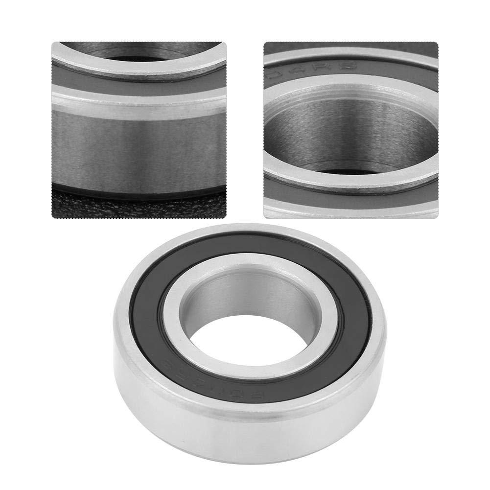 20 mm x 42 mm x 12 mm versiegelt tief aus Gummi 10 St/ück 6004-2RS1 Kugellager