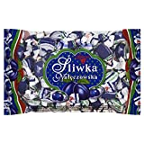Solidarnosc Candied Plums in Dark Chocolate / Sliwka Naleczowska 1kg / 2.2lbs