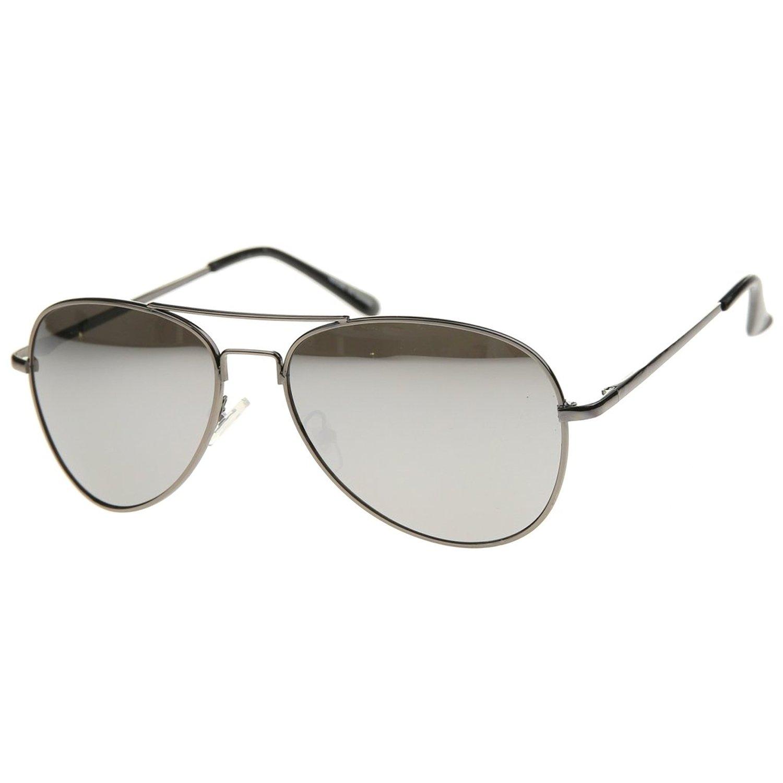 NG30011 MLC Eyewear Retro Classic Fashion Tear Drop Aviator Sunglasses Model