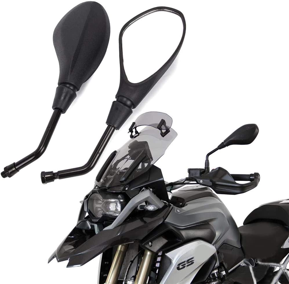 Piaobaige Motorcycle Rearview side Mirror,For BMW R1250GS R1200GS F850GS R NINE T R 1200 GS E-Bicycle Clockwise Convex accessories