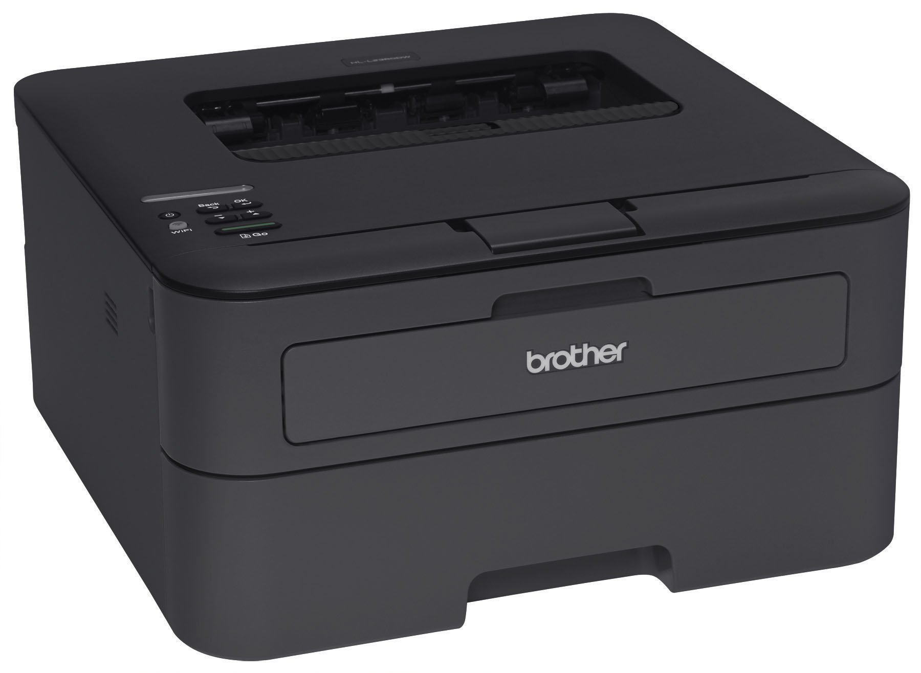 Brother Printer EHLL2340DW Wireless Monochrome Printer (Certified Refurbished) by Brother (Image #3)