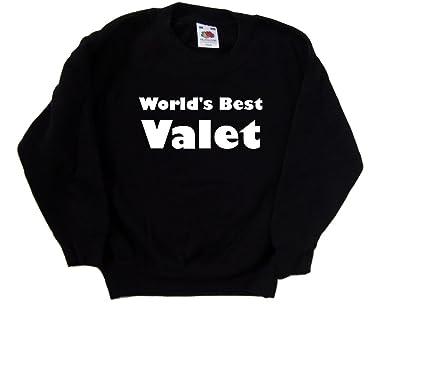 World/'s Best Valet T-Shirt