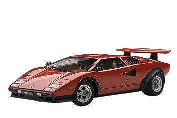 Lamborghini Countach Lp500 S Walter Wolf Edition Rot 1974 Autoart 1