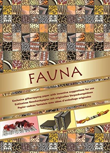 Giftwrap Paper Fauna