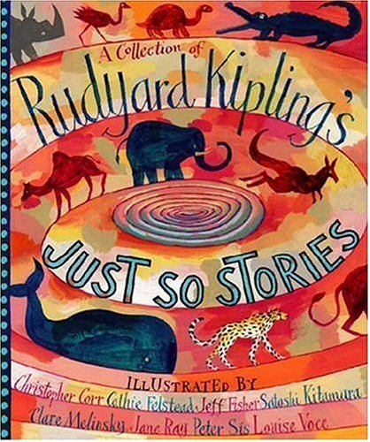 A Collection of Rudyard Kipling's Just So Stories (Halloween Chapter Book Read Aloud)