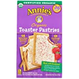 Annie's Organic( 36ct ) Toaster Pastries18ct Strawberry & 18ct Brown Sugar Cinnamon with Frosting