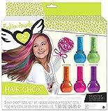 Hair Chox: Temporary Hair Color Chalks Kit [2014 Edition]