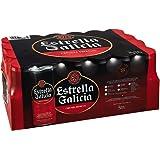 Estrella Galicia Mini Pack Ahorro 96Latas: Amazon.es: Alimentación ...