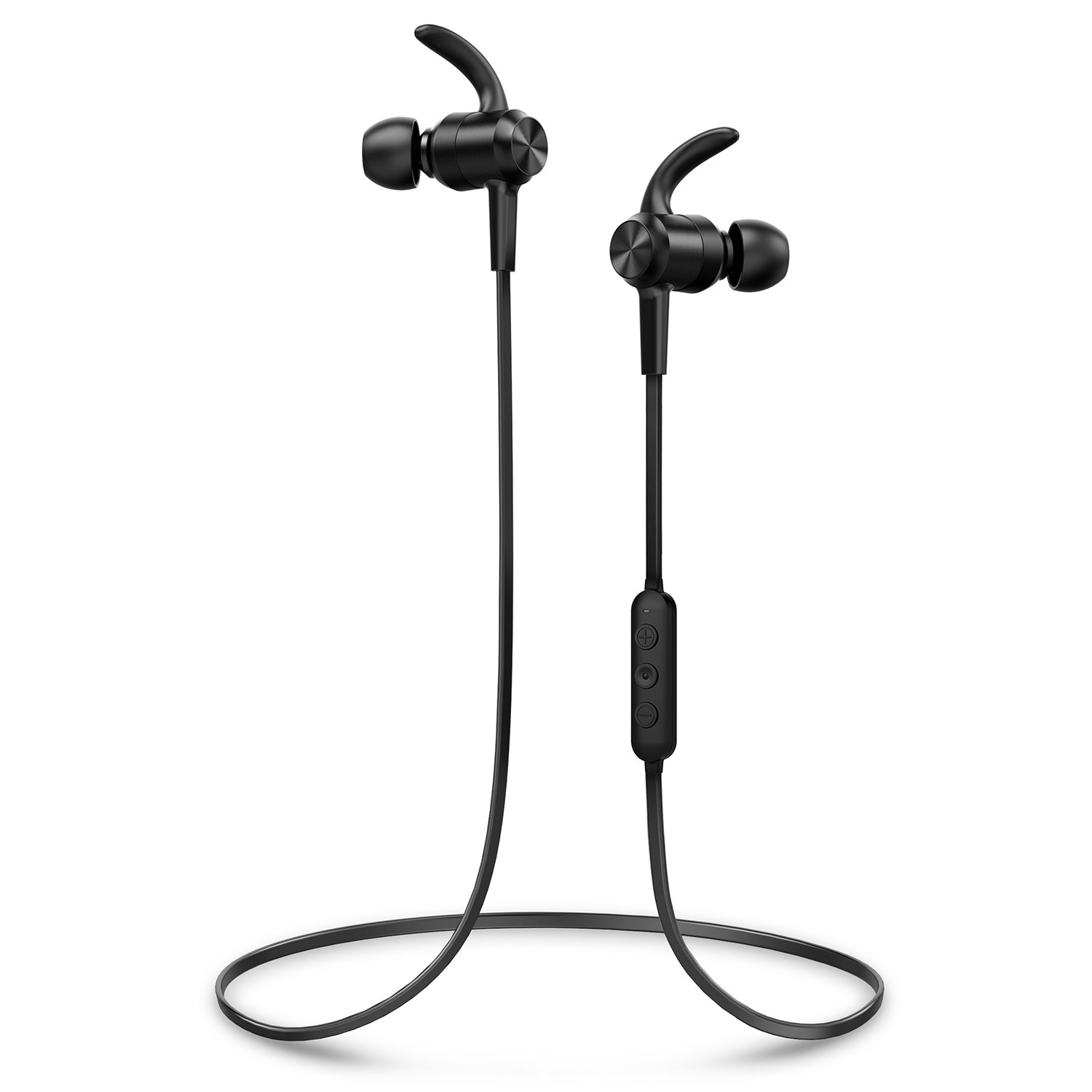 Auriculares Earbuds Inalambricos Picun Waterproof IPX7 Black