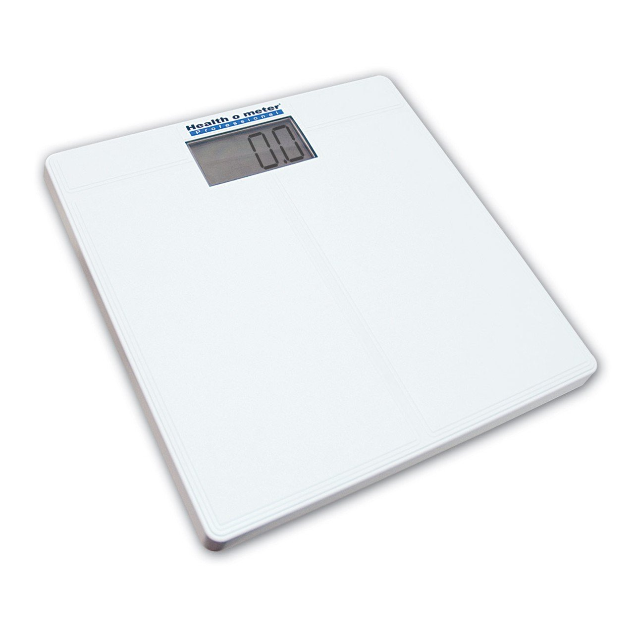 Digital Bath Scale with Large LCD for Low Vision by MaxiAids
