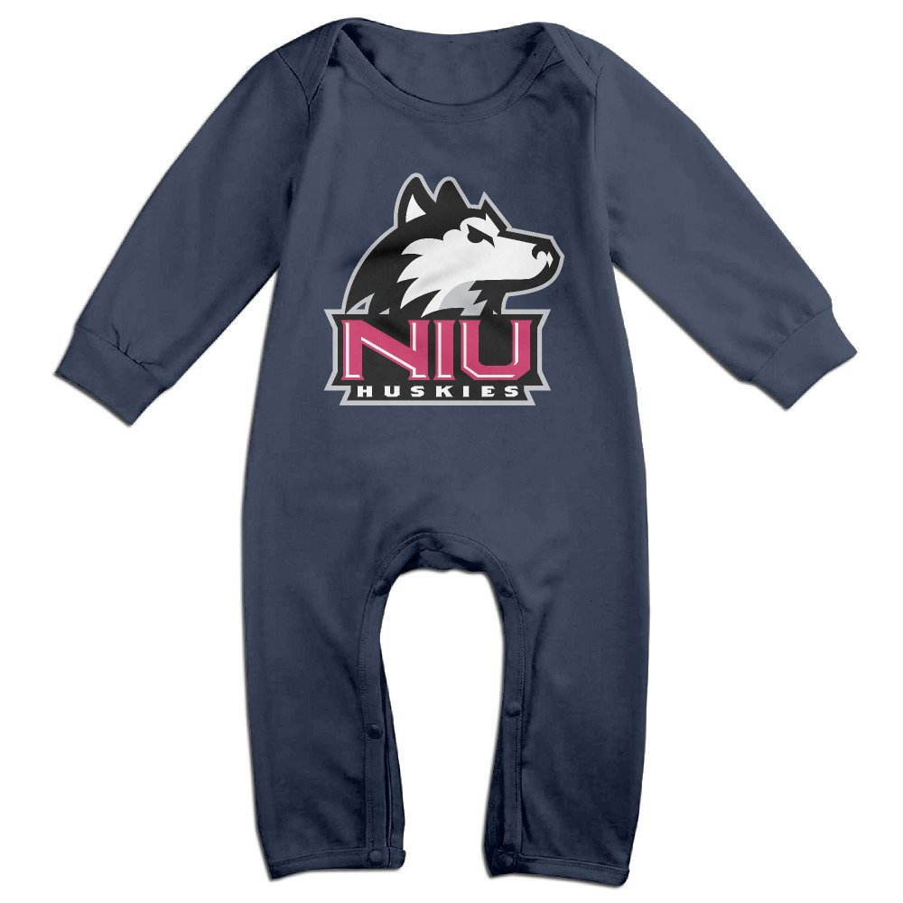 Cute Northern Illinois University Huskies Outfits For Baby Navy