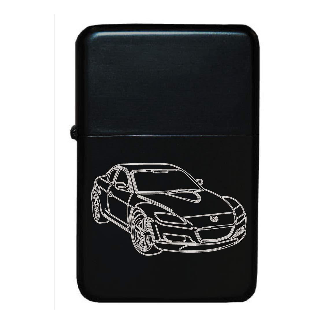 notts laser Star Lighter Mazda RX8
